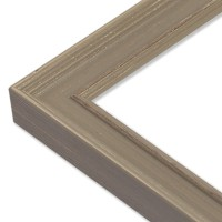 CADRE PATINE TAUPE Angle