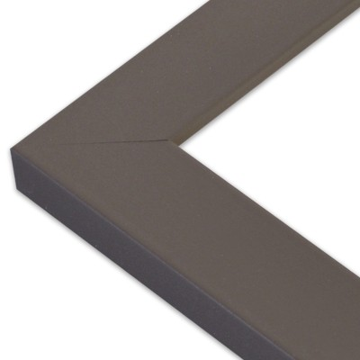 CADRE PLAT TAUPE Angle