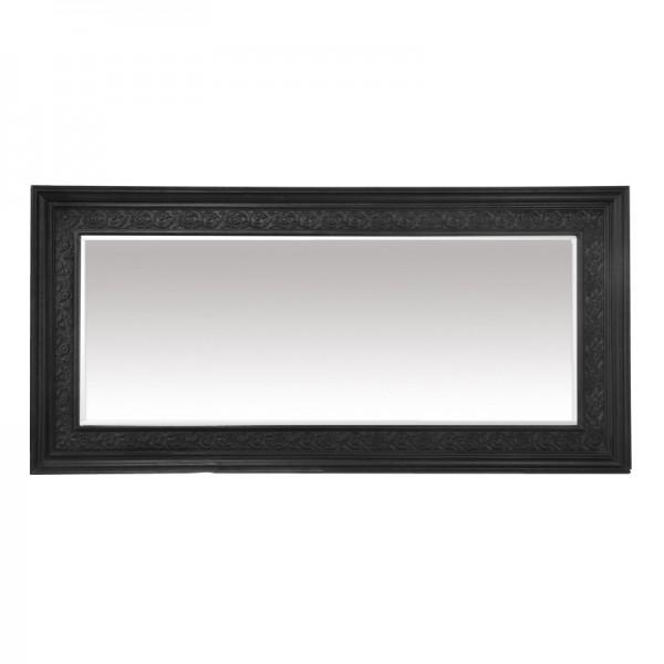 Miroir noir for Verre miroir sans tain