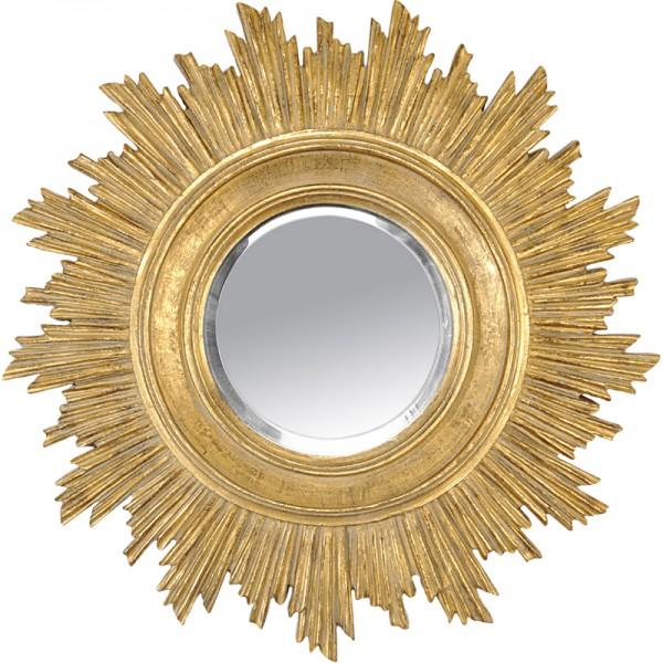Miroir soleil dor for Miroir soleil noir