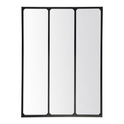 Miroir fenêtre métal 2
