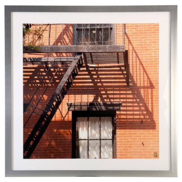 grand cadre d co new york escaliers