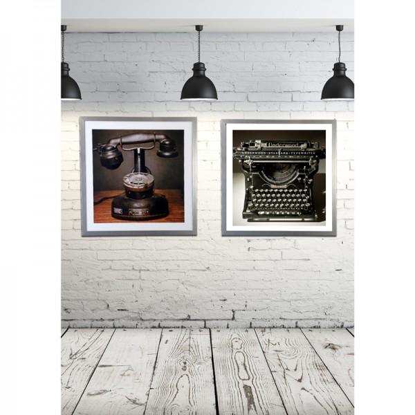 Grand Cadre Deco : grand cadre d co machine crire underwood ~ Teatrodelosmanantiales.com Idées de Décoration