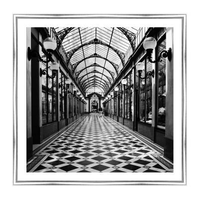 Cadre déco PARIS 4 - Passage des Princes