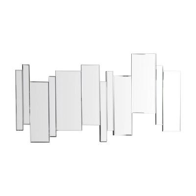 Miroir déco barres design