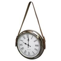 Horloge bandeau CUIR