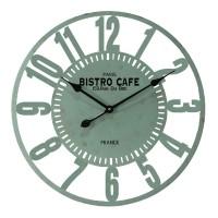 Horloge verte BISTRO