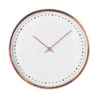 Horloge CUIVRE montre - de face