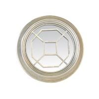 Miroir Hublot métal diamètre 35