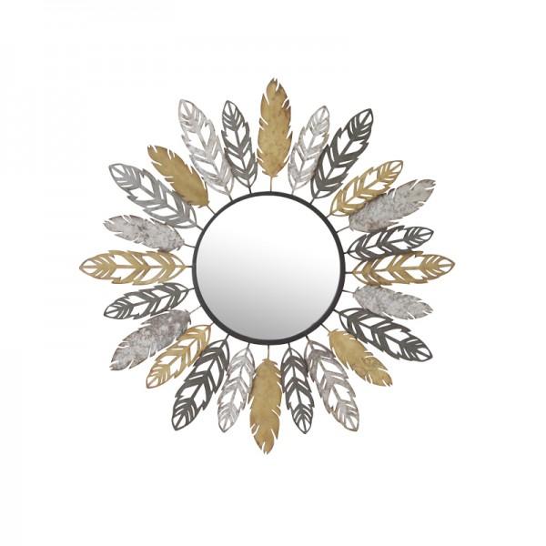 Miroir soleil plumes for Miroir soleil noir