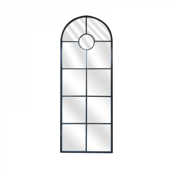 Miroir fen tre m tal for Grand miroir fenetre