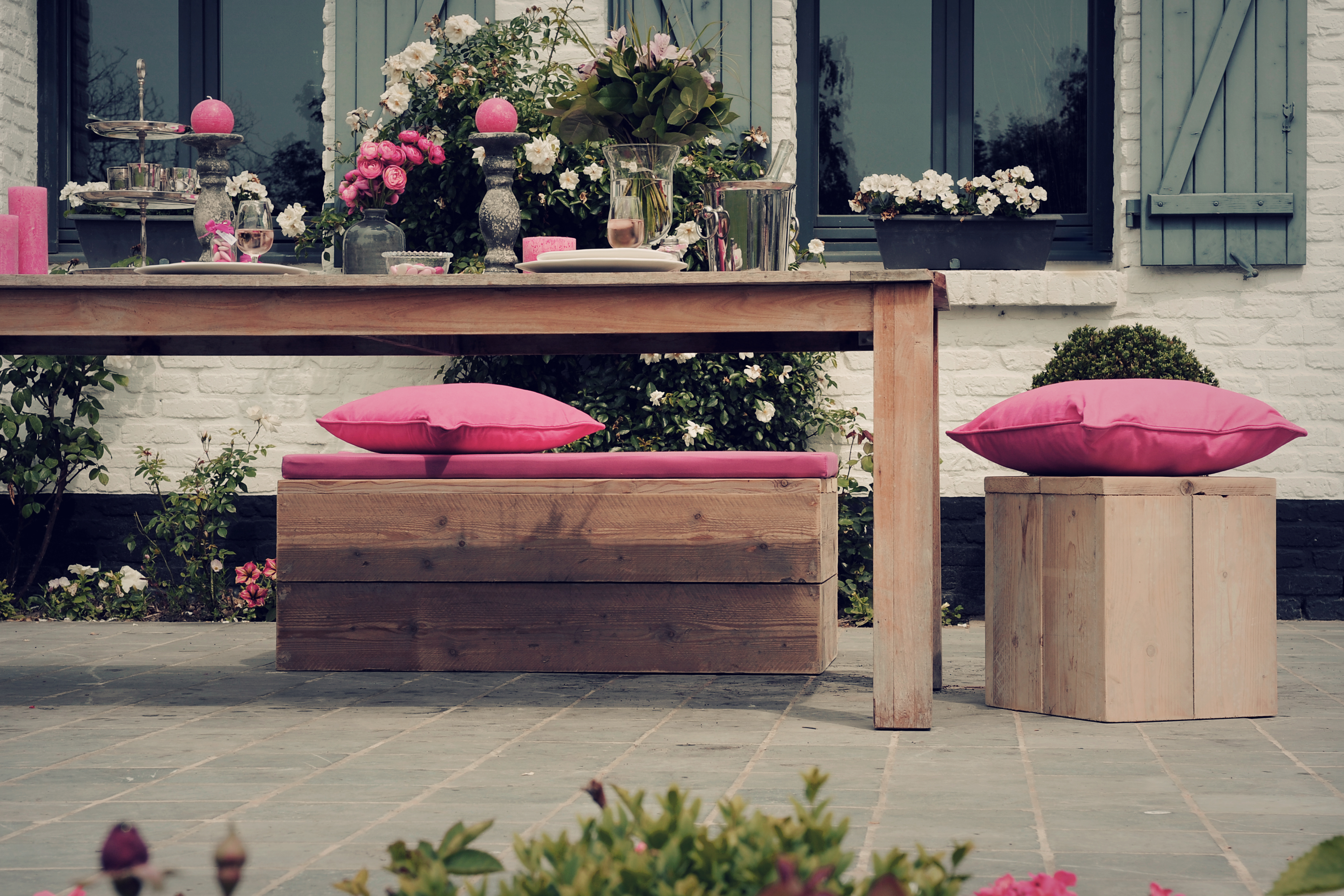 Ambiance table touquet Made in Lille