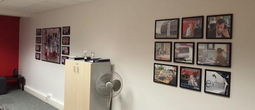 photo mur de cadre1