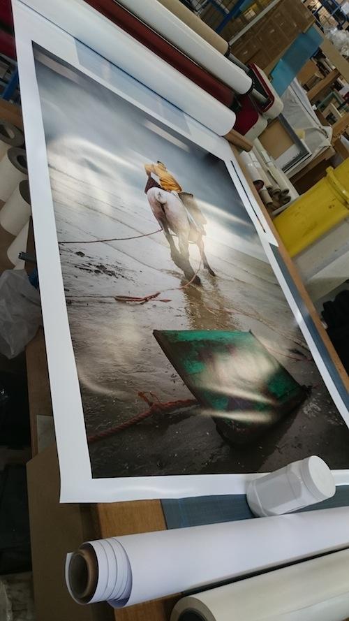 Photo Grand Format imprimée pour CosyGallery